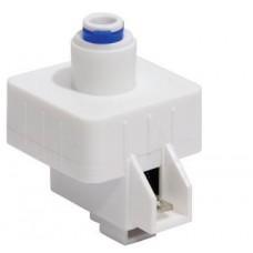 """Клапан низкого давления 1/4""""QC; QCS-1"""